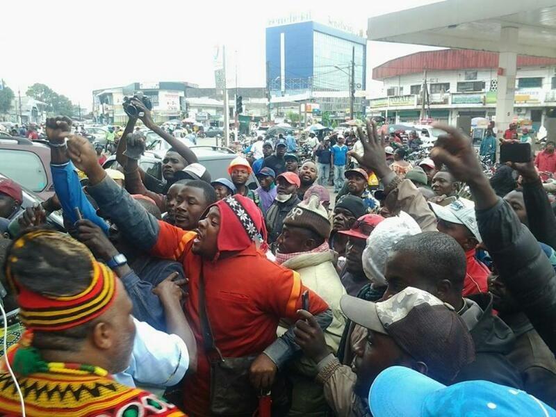 Cameroun: Mobilisation devant les locaux d'une radio pour soutenir Akéré Muna