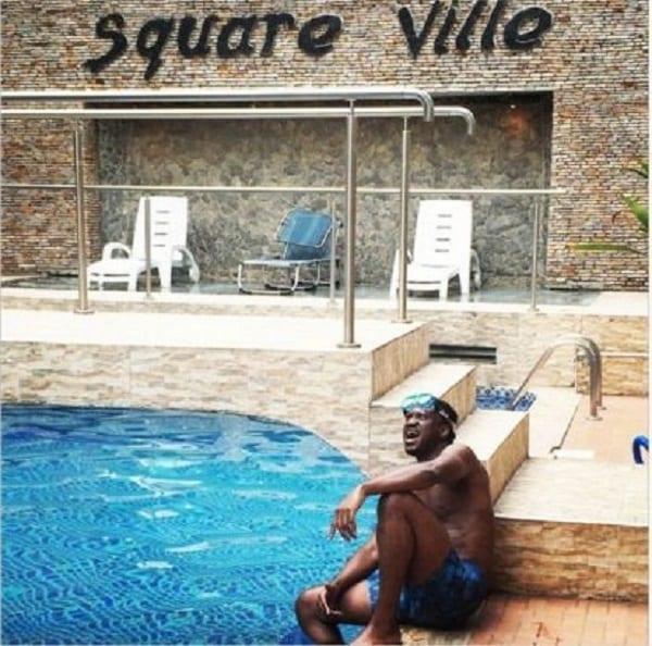 P-Square: ils mettent leur manoir «Squareville» en vente (photos)