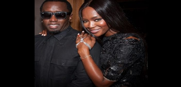 Diddy et Campbell