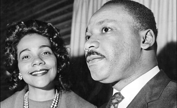 Derrière des hommes comme Martin Luther King, il y avait des femmes extraordinaires