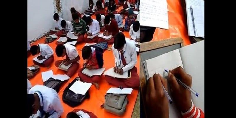 Inde : Découvrez cette école où l'ambidextrie est obligatoire pour les élèves (vidéo)