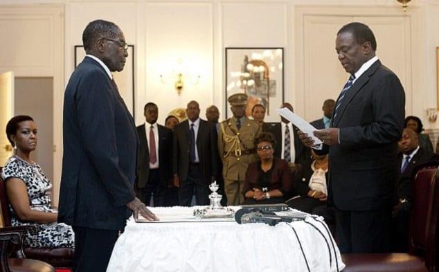 Zimbabwe: Découvrez l'homme soupçonné d'être derrière la tentative de coup d'État