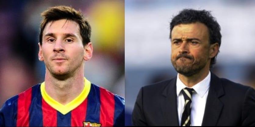 Messi-Enrique