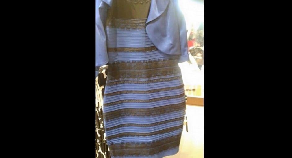 fc4ec48a7b77 Quelle est la couleur de cette robe   la question divise le monde ...