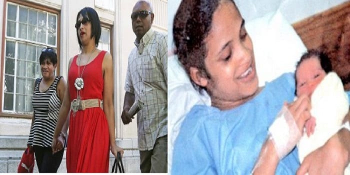 SAFRICA-FAMILY-ABDUCTED-BABY