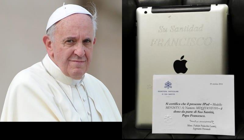 le pape