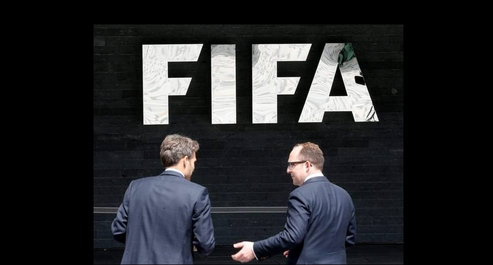FIFA ARREST