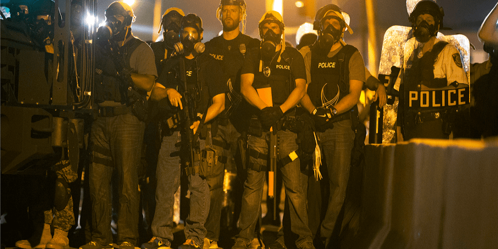police americaine