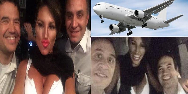 selfie pilote