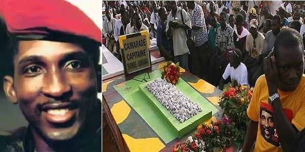 """Résultat de recherche d'images pour """"Assassinat de Thomas Sankara"""""""