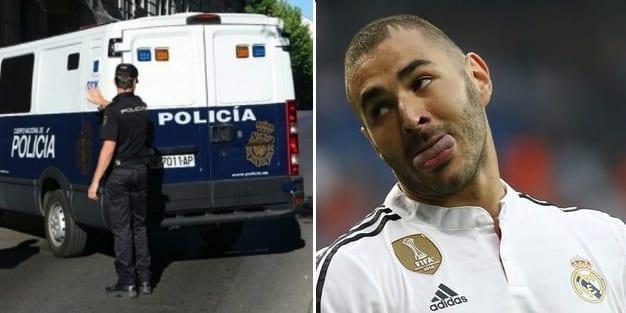 Karim_Benzema_Police