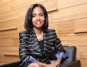 Inspiration: la femme la plus influente de wall street est noire