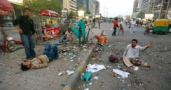 APTOPIX India Blasts