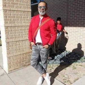 A la découverte de  Irvin Randle, le pépé le plus fashion