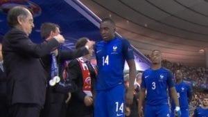 Finale Euro 2016: Les Bleus en pleurs après la défaite (photos)