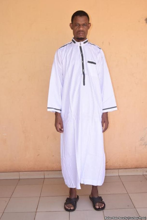 Mali: arrestation d'un grand chef djihadiste...(ses photos)