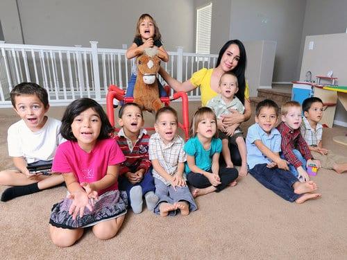 Que devient Nadya Suleman la mère des octuplés ? (photos)