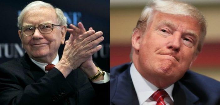 buffett-and-trump