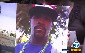 USA: nouvelle bavure policière, un noir de 27 ans abattu à Los Angeles (photo)