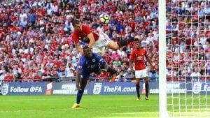 Zlatan Ibrahimovic offre déjà le premier trophée à Manchester-United