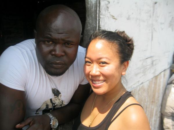Ghana : Le boxeur Bukom Banku explique pourquoi il a changé la couleur de sa peau...photos