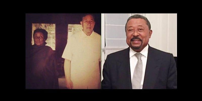 Gabon et découverte la Ping ses AfrikMag parents A Jean de rSqrC