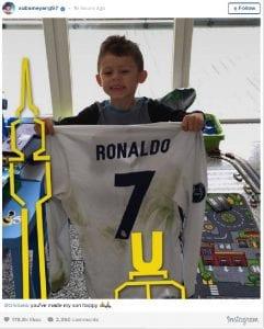 Real Madrid : Voici le message de Pierre-Emerick Aubameyang à Cristiano Ronaldo