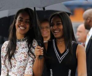 Robert Mugabé-ONU: il demande la main des filles d'Obama pour ses fils.