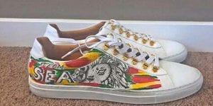 Togo : Adebayor lance sa marque de chaussure