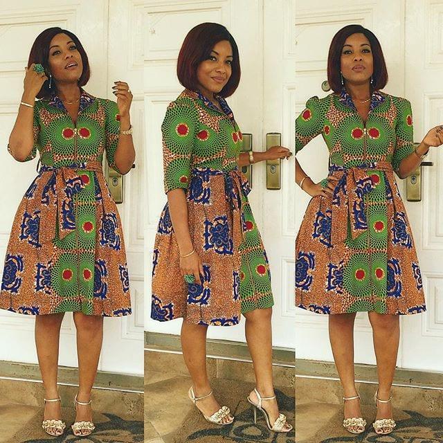 Ghana: Joselyn Dumas, une actrice qui fait honneur à la beauté africaine