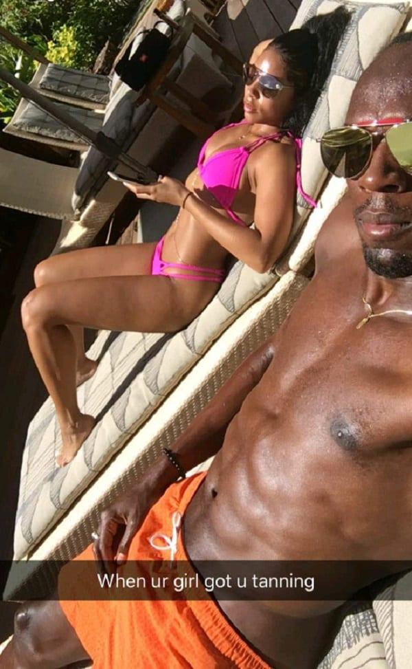 Usain Bolt aurait demandé en mariage Kasi Bennett après ses nombreuses infidélités: PHOTOS