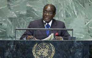 "Robert Mugabé menace : "" l'Afrique va quitter l'ONU""...les raisons"