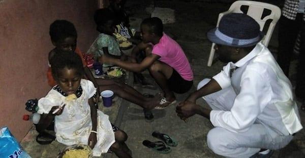 fillettes traitées de sorcières et abandonnées par leur parents, secourues (PHOTOS)