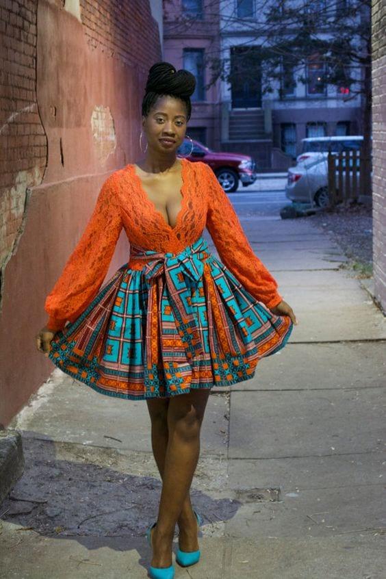 14 styles vestimentaires à base de pagne pour hommes et femmes que vous aimerez...faites vos choix