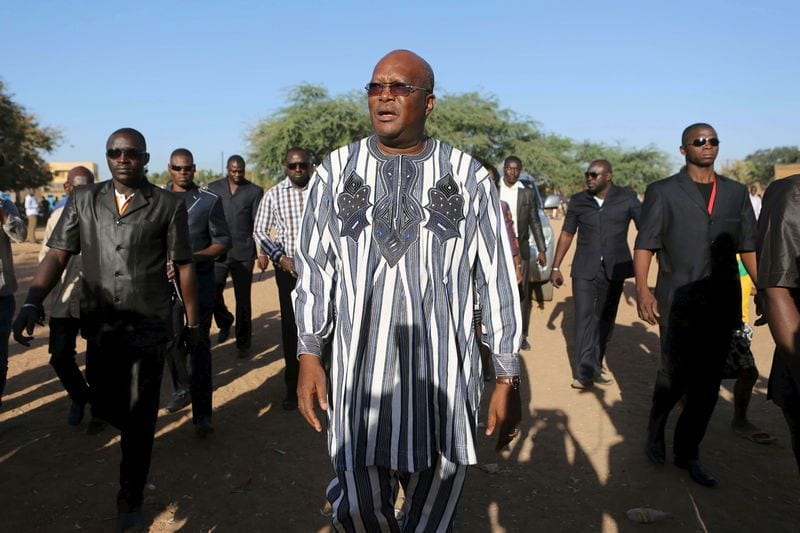 Burkina Faso: en partance pour Bruxelles, le président Kaboré contraint de rebrousser chemin...la raison