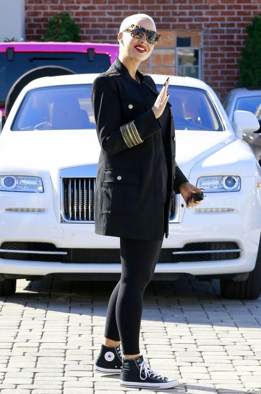 USA: découvrez le cadeau qu'Amber Rose s'est achetée pour ses 33 ans... Photos
