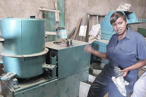 Entrepreneuriat: Lorna Rutto, du bidonville à la tête d'une entreprise