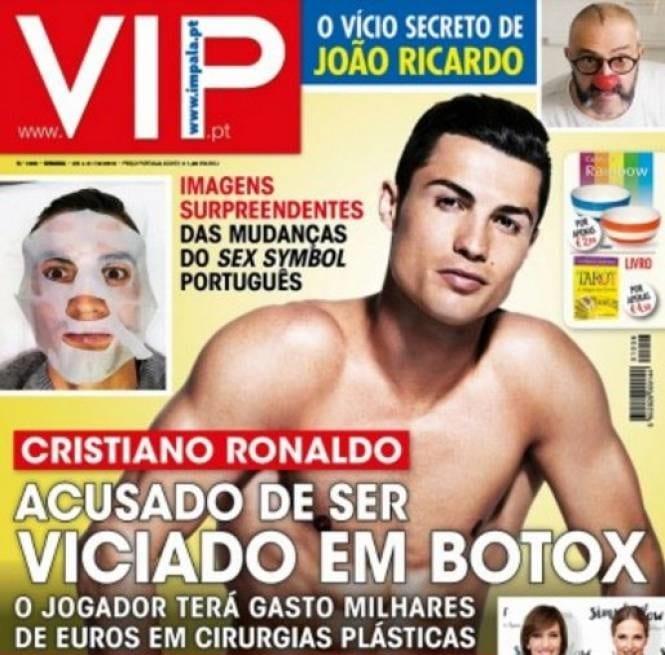 Insolite: Le secret le mieux gardé de Cristiano Ronaldo enfin révélé