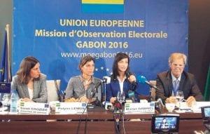 Gabon : Les services secrets d'Ali Bongo ont mis sur écoutes les observateurs européens…Voici ce qu'elles révèlent !