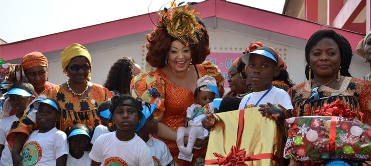 Voici pourquoi l'Etat camerounais va dépenser 65 millions de FCFA pour Chantal Biya