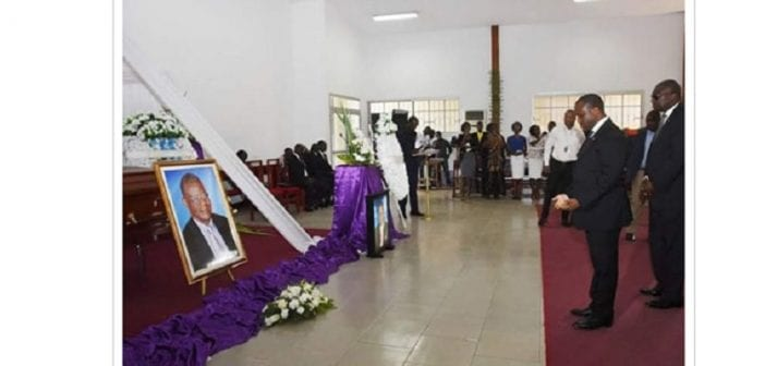 Côte d'Ivoire : Les frères Kalou inhument leur défunt père