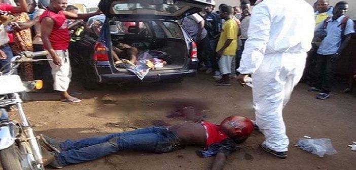Togo: Deux braqueurs tués en pleine opération