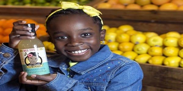 Entrepreneuriat: A 11 ans, Mikaila a déjà crée une entreprise