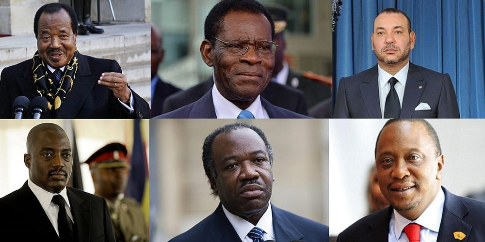 Top 10 Des Presidents Africains Les Plus Riches Afrikmag