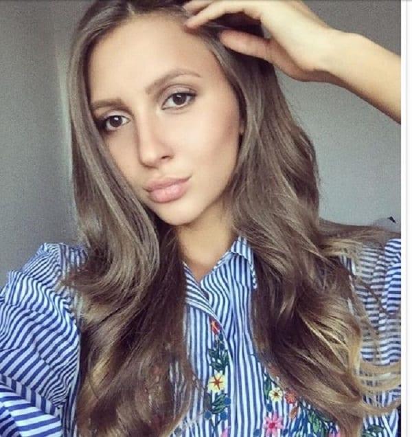 """Découvrez en photos """"l'arbitre la plus s3xy au monde"""", Ekaterina Kostjunina"""