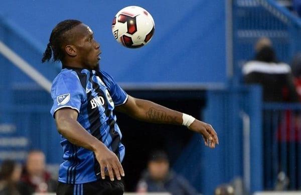 Didier Didier Drogba refuse de jouer pour son club Impact de Montréal...Explications