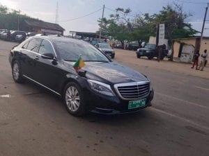 Sommet de l'UA: Le président Patrice Talon se rend au Togo en voiture et séduit les internautes (Vidéo)