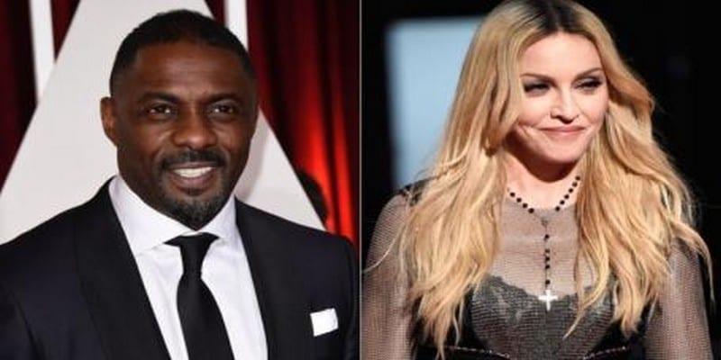 Idriss elba en couple avec madonna voici la r ponse de l acteur afrikmag - Coucher avec une fille en couple ...