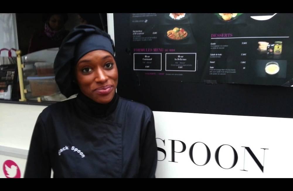 A 34 ans, elle reçoit le prix de l'entrepreneur africain de France 2014