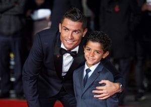 Ronaldo raconte comment il a commencé à jouer au football